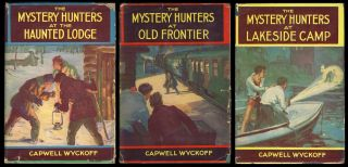 The Mystery Hunters at the Haunted Lodge. The Mystery Hunters at Lakeside Camp. The Mystery...