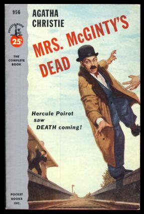 Mrs. McGinty's Dead. Agatha Christie