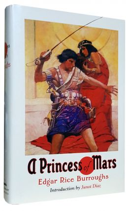 A Princess of Mars. Edgar Rice Burroughs