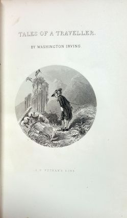 The Works of Washington Irving. The Knickerbocker Edition.