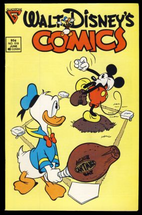 Walt Disney's Comics and Stories Newsstand Edition Forty-Three Issue Run.
