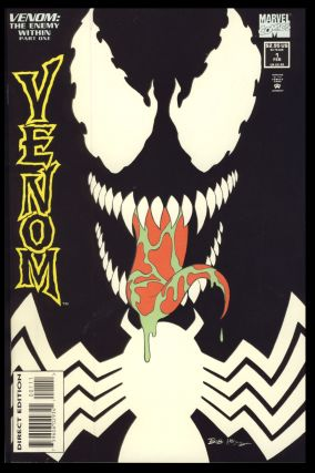 Venom: Lethal Protector. Venom: Funeral Pyre. Venom: The Enemy Within. (Three Complete...