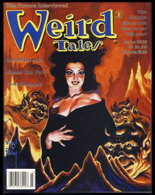 Weird Tales (Worlds of Fantasy and Horror) Sixty-Eight Issue Run. (Includes Weird Tales Library...