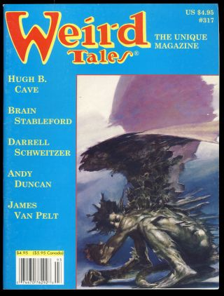 Weird Tales (Worlds of Fantasy and Horror) Sixty-Eight Issue Run. (Includes Weird Tales Library #1).