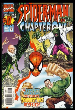 Spider-Man Chapter One Complete 13-Issue Maxi-Series.