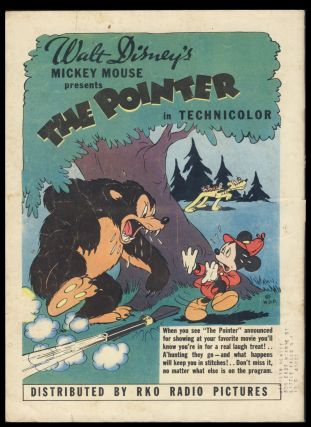 Mickey Mouse Magazine August 1939.