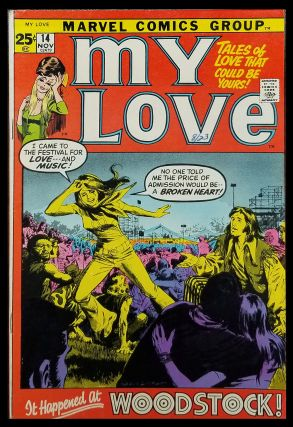 My Love #14. Stan Lee, Gray Morrow