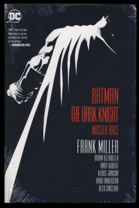 Batman: The Dark Knight - Master Race. Brian Azzarello, Frank Miller, Andy Kubert