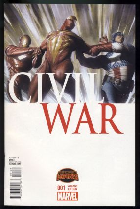 Set of Twelve Marvel Comics Titles with Variant Covers. (Infinity, Civil War, Captain America, Wolverine, Black Panther, X-Force, Thanos, New Avengers, Black Bolt).