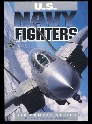 U. S. Navy Fighters. (PC Big Box Version). Electronic Arts