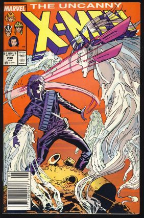 The Uncanny X-Men 73 Issue Lot. (#173 to 275 Incomplete Run). Chris Claremont, Jim Lee