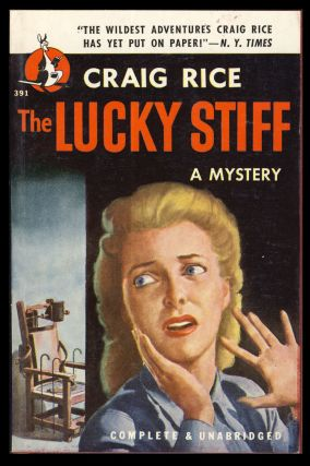 The Lucky Stiff. Craig Rice, Georgiana Ann Randolph Craig