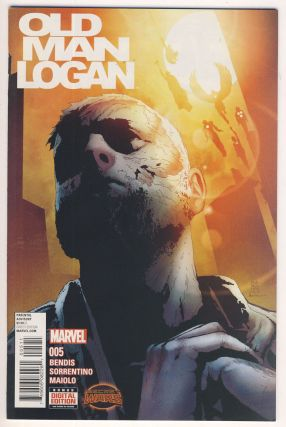 Old Man Logan Complete 5 Issue Mini Series. Brian Michael Bendis, Andrea Sorrentino