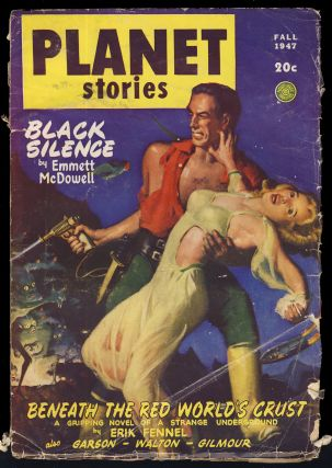 Zero Hour in Planet Stories Fall 1947. Ray Bradbury