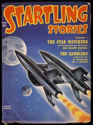 The Star Watchers in Startling Stories November 1951. Eric Frank Russell