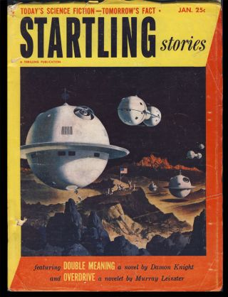 Button, Button in Startling Stories January 1953. Isaac Asimov