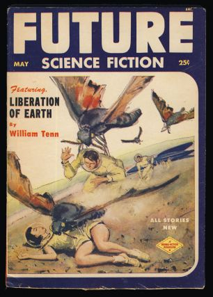 Ecological Onslaught in Future Science Fiction May 1953. Jack Vance