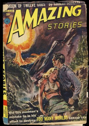 Too Many Worlds in Amazing Stories December 1952. Gerald Vance