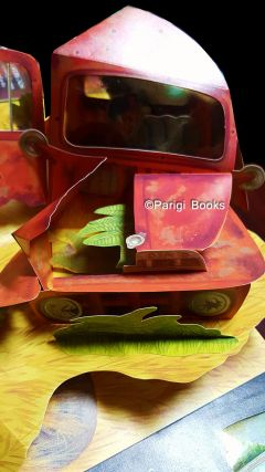 The Girl Who Loved Tom Gordon: A Pop-up Book.