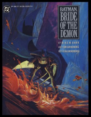 Batman: Bride of the Demon. Mike W. Barr, Tom Grindberg