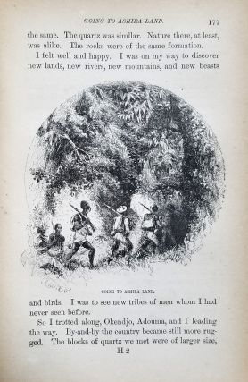 Lost in the Jungle. Narrated for Young People. With Numerous Engravings.