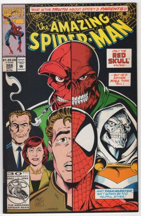 The Amazing Spider-Man #366. David Michelinie, Jerry Bingham