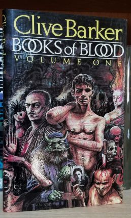 Books of Blood Volume I. Clive Barker