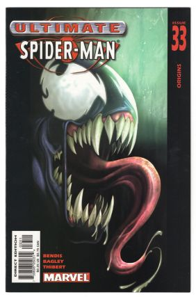 Ultimate Spider-Man #33. Brian Michael Bendis, Mark Bagley