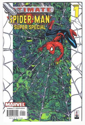Ultimate Spider-Man Super Special #1. Brian Michael Bendis