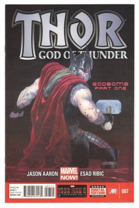 Thor: God of Thunder #7. Jason Aaron, Esad Ribic