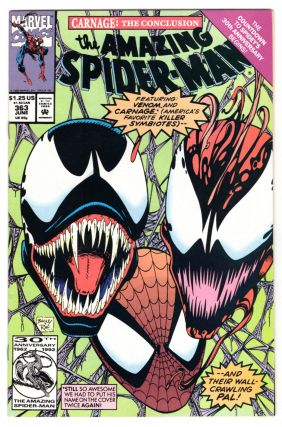 The Amazing Spider-Man #363. David Michelinie, Mark Bagley