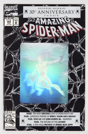 The Amazing Spider-Man #365. David Michelinie, Mark Bagley