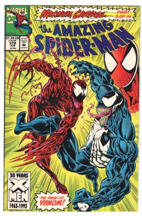 The Amazing Spider-Man #378. David Michelinie, Mark Bagley