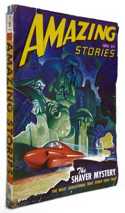 The Shaver Mystery in Amazing Stories June 1947.
