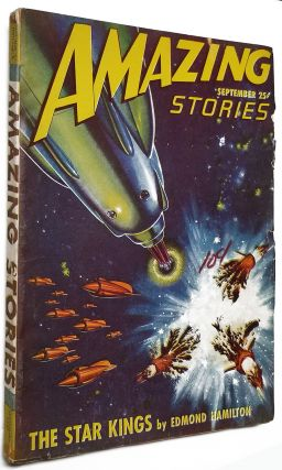 The Star Kings in Amazing Stories September 1947.