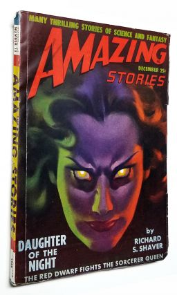 Daughter of the Night in Amazing Stories December 1948.
