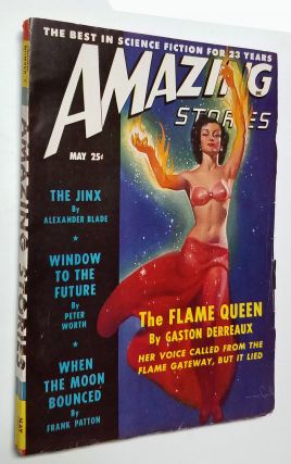 Amazing Stories May 1949.