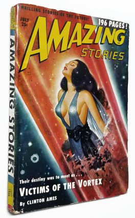 The Man in the Moon in Amazing Stories July 1950.