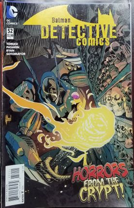 Detective Comics New 52 45 Issue Lot.