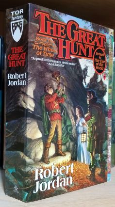 The Great Hunt. (Review Copy).