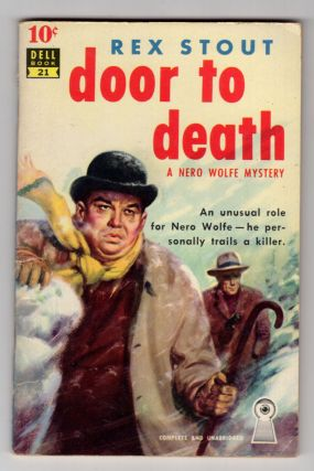 Door to Death. Rex Stout