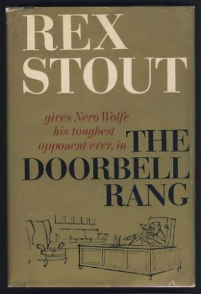 The Doorbell Rang. Rex Stout
