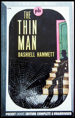 The Thin Man. Dashiell Hammett