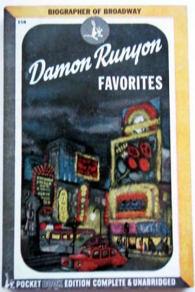 Damon Runyon Favorites. Damon Runyon