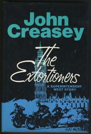 The Extortioners. John Creasey