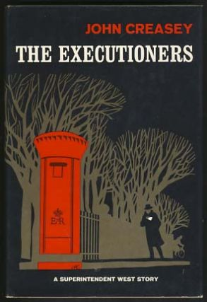 The Executioners. John Creasey