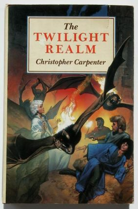 The Twilight Realm. Christopher Carpenter, Christopher Evans
