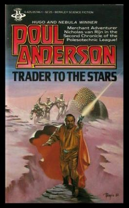 Trader to the Stars. Poul Anderson.