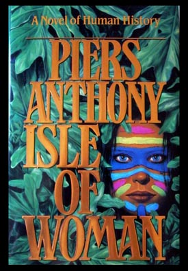 Isle of Woman. Piers Anthony
