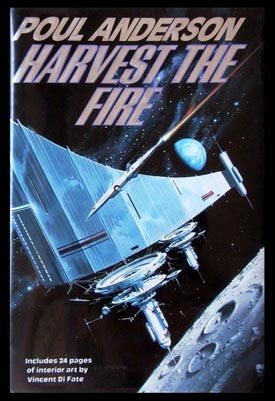 Harvest the Fire. Poul Anderson